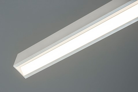 SIMPLE ASSIMÉTRICA LED
