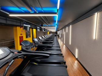 SMART FIT - UNIDADE AUGUSTA